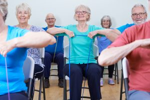 Sitting Exercises: Simple Exercises to Stay Fit & Active in Your Golden Years