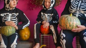 Fun And Safety Tips For Treat Or Treating With Grandparents
