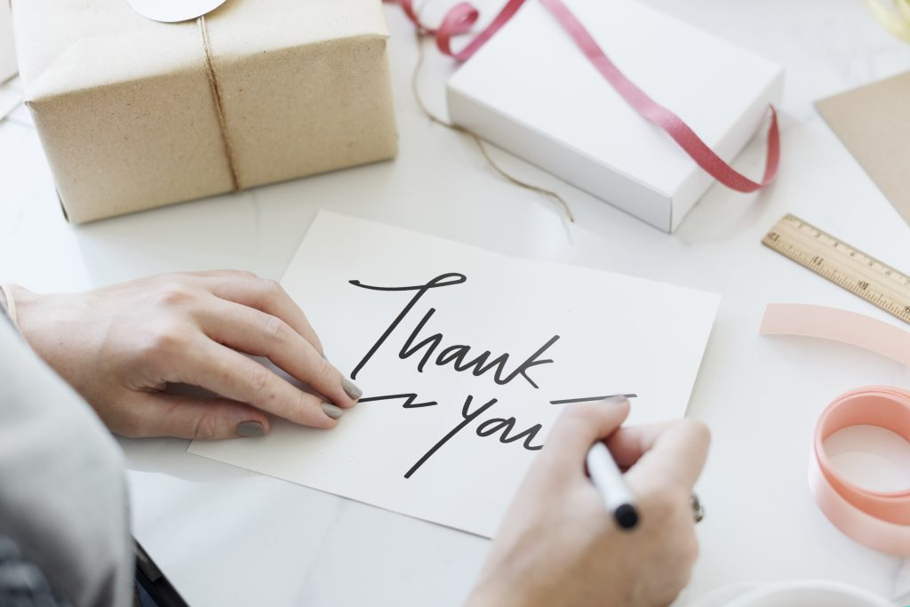 MedicareValue - Handwritten Thank You Notes