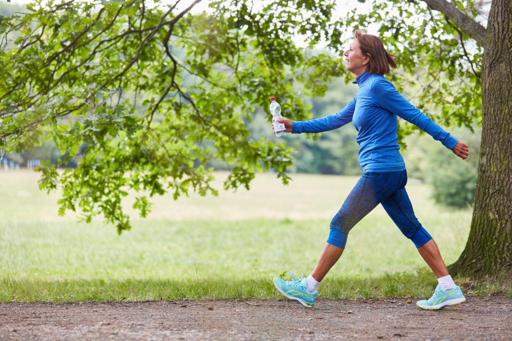 MedicareValue - health benefits of walking